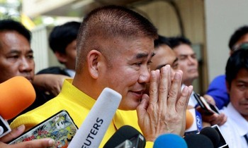 Thứ trưởng Bộ Nông nghiệp Thái Lan Thammanat Prompao. Ảnh: Reuters.