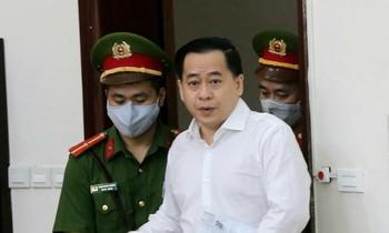 Phan Văn Anh Vũ tại một phiên tòa trước đó