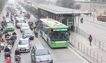 Sau 4 năm hoạt động, buýt nhanh BRT vẫn chưa đạt mục tiêu ảnh: như ý