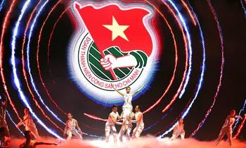 Ho Chi Minh Communist Youth Union 90 years round.  Photo: Referee