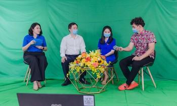 Delegates participated in the online talkshow program:
