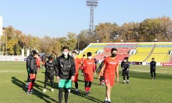 Đội tuyển U23 Việt Nam gặp khó trước ngày đấu U23 Đài Loan