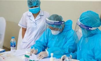 Tỉnh Bắc Ninh nghi nhận 11 người mắc COVID - 19 có liên quan đến Bệnh viện Bệnh n hiệt đới T rung ương cơ sở 2 Kim Chung