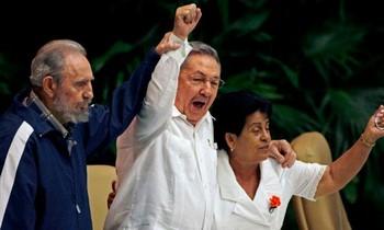Những hình ảnh ấn tượng về sự nghiệp lẫy lừng của nhà lãnh đạo Raúl Castro