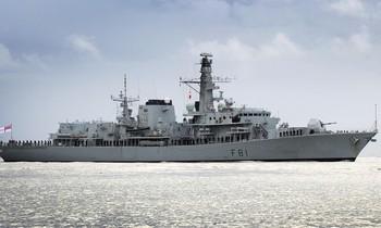 Ảnh minh họa: Hải quân Hoàng gia Anh
