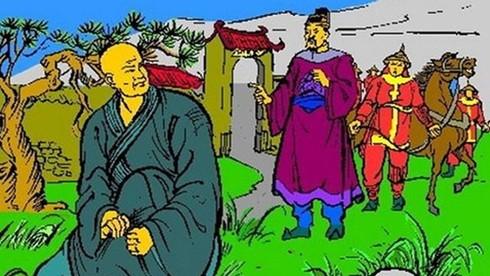 Vị vua nào của nhà Lý từng có thời gian bị phát bệnh điên?