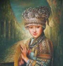 Lý Chiêu Hoàng là nữ hoàng của nhà Lý, hoàng hậu của nhà Trần. Ngoài ra, những danh vị nào dưới đây còn đúng với bà?
