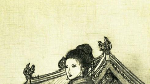 Linh từ Quốc mẫu - người có công lớn với nhà Trần là vợ của?