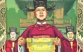 """Khi nhắc đến nhà giáo Lê Quý Đôn, người đương thời thường nói: """"Thiên hạ vô tri vấn ... Đôn"""". Từ còn thiếu là chữ gì?"""