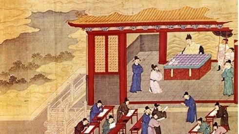 Khoa thi Hương đời Lê Gia Tông, những viên quan nào bị bắt làm nô lệ vì liên quan đến gian lận thi?