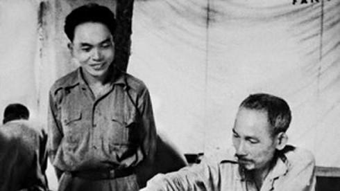 Đại tướng Võ Nguyên Giáp được Chủ tịch Hồ Chí Minh phong quân hàm Đại tướng vào năm nào?