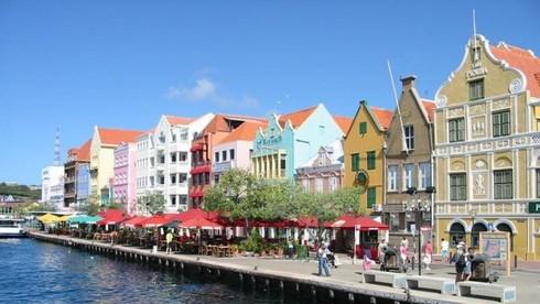 Tên công viên nổi tiếng ở Curaçao