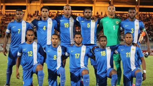 Đội bóng Curacao đứng thứ bao nhiêu trong bảng xếp hạng Fifa?
