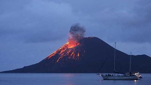 Indonesia có bao nhiêu núi lửa?