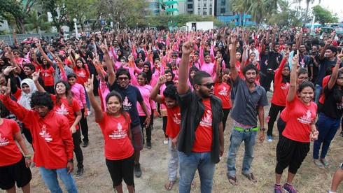 Thủ đô Malé của Maldives là thành phố đông dân nhất nước này?