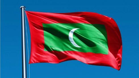 Quốc kỳ của Maldives được thông qua năm nào?