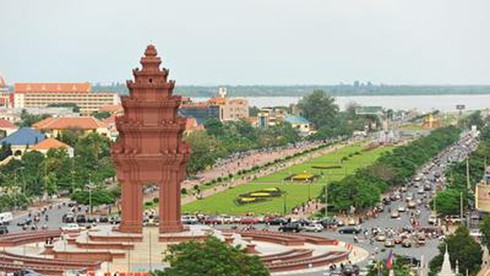 Thủ đô Phnom Penh được mệnh danh là gì?