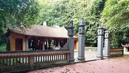Công chúa nước Lào được thờ ở cố đô Hoa Lư có danh xưng là gì?