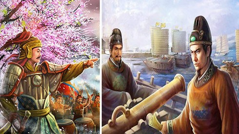 Người Việt lần đầu đánh bại thủy quân châu Âu dưới thời chúa Nguyễn nào?