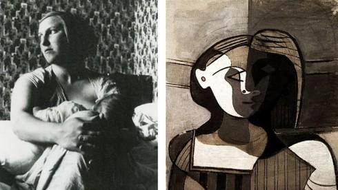Cô gái nào sau đây đã treo cổ bốn năm sau cái chết của Picasso?