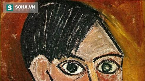 "Bức tranh Bức Garçon à la pipe  (tạm dịch ""Chú bé cầm tẩu thuốc""), Pablo Picasso vẽ về ai?"