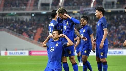 Thái Lan có mấy lần vượt qua vòng bảng Cúp châu Á tính đến thời điểm này?