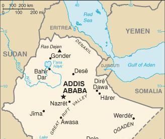 Ethiopia đã từng theo Xã hội chủ nghĩa, đúng hay sai?