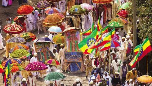 Ethiopia chào đón năm mới vào ngày nào?