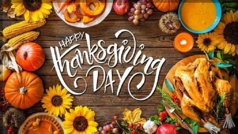 Ngày lễ tạ ơn của Mỹ sẽ diễn vào ngày thứ  mấy của tuần lễ thứ 4 của tháng 11?
