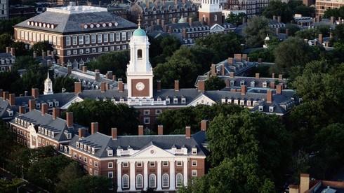 Ngôi trường nào dưới đây là đại học đầu tiên của nước Mỹ?