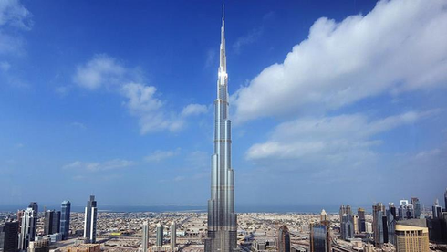 Tòa tháp cao nhất thế giới nằm ở đâu?