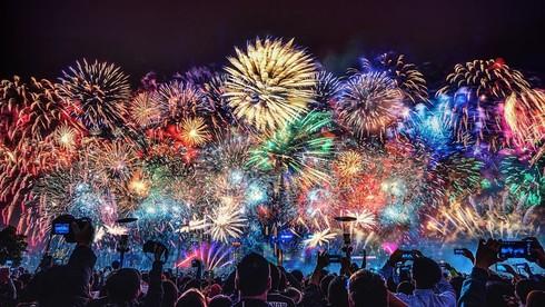 Bốn Quốc gia Châu Á nào sẽ đón năm mới đầu tiên?