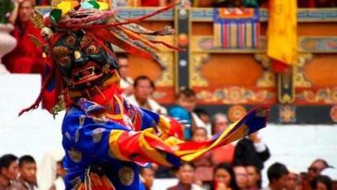 Tết của người Bhutan diễn ra trong mấy ngày?