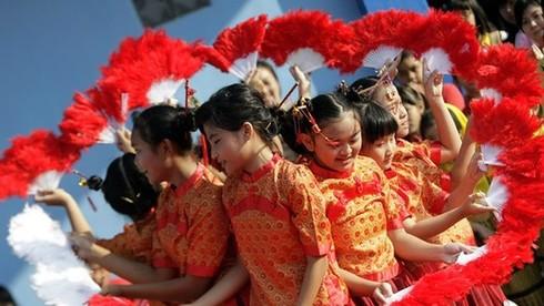 Tết Âm lịch trở thành ngày lễ hợp pháp tại Indonesia vào năm nào?