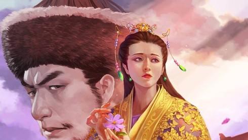 An Tư công chúa từng chấp nhận bị gả sang nước nào?