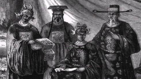 Vị vua nào sau đây có nhiều bài thơ nhất?