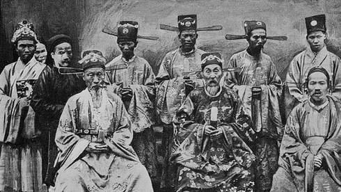 Phan Thanh Giản đã trải qua 3 đời vua nhà Nguyễn là?