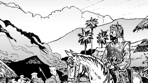 Hoàng tử nào của nhà Trần đã đầu hàng giặc?