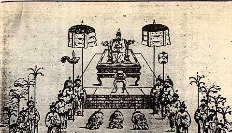 Vua nào lên ngôi đúng ngày mùng 1 Tết Nguyên đán?