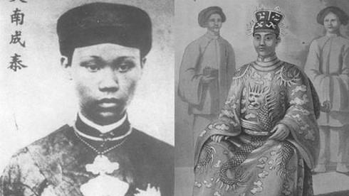 Trong ba vị vua sau đây, vị vua nào là người trẻ nhất vào thời điểm lên ngôi?