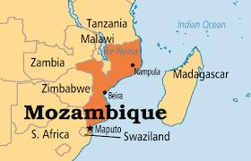 Biểu tượng nào không có trên quốc kỳ của Mozambique?