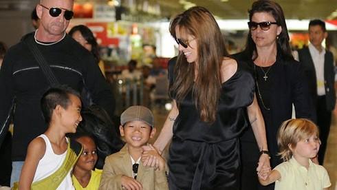 Pax Thiên từng xuất hiện trong bộ phim nào của Angelina Jolie?