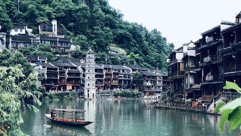 Phượng Hoàng cổ trấn thuộc tỉnh nào của Trung Quốc?