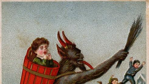 Nhân vật phản diện nào xuất hiện trong đêm Giáng sinh?