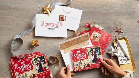 Thiệp Giáng sinh bắt đầu có từ năm nào?