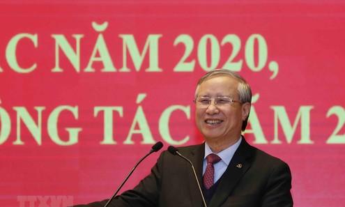 Văn phòng Trung ương Đảng triển khai nhiệm vụ công tác năm 2021