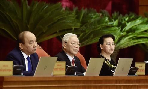 Khai mạc Hội nghị Trung ương lần thứ 15: Xem xét các trường hợp đặc biệt