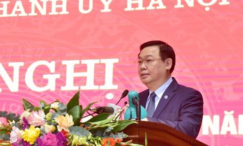 Bí thư Hà Nội: Công khai, minh bạch, vô tư trong công tác cán bộ
