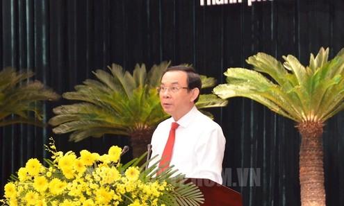 Bí thư TPHCM Nguyễn Văn Nên: 'Quy định rõ trách nhiệm người đứng đầu'