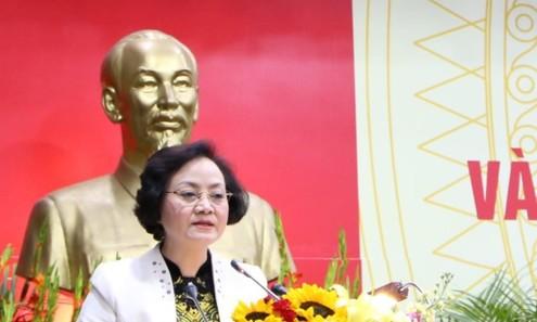 Kiến nghị Bộ Chính trị, Ban Bí thư nhân rộng thí điểm thi tuyển lãnh đạo